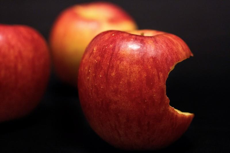 りんごジュース 効果 口臭